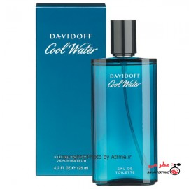 ادو تویلت مردانه داویدف کول واتر  | Davidoff Cool Water
