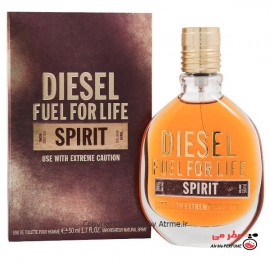 ادو پرفيوم دیزل فیوئل فور لایف اسپیریت | Fuel For Life Spirit