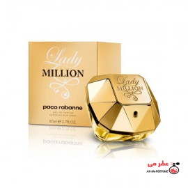 ادو پرفيوم پاکو رابان لیدی میلیون | Paco Rabanne Lady Million